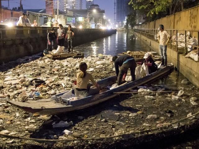 #TrashTagChallenge, le défi «écolo» dont se saisissent les Cambodgiens