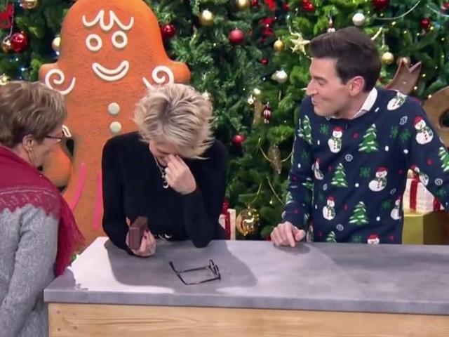Sophie Davant en roue libre, sa nouvelle boulette dans Affaire conclue (VIDEO)