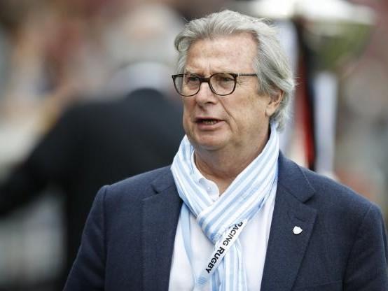 Rugby - CE - R92 - Jacky Lorenzetti : «Je me dis que j'ai fait une grosse connerie» avec le projet de fusion avec le Stade Français