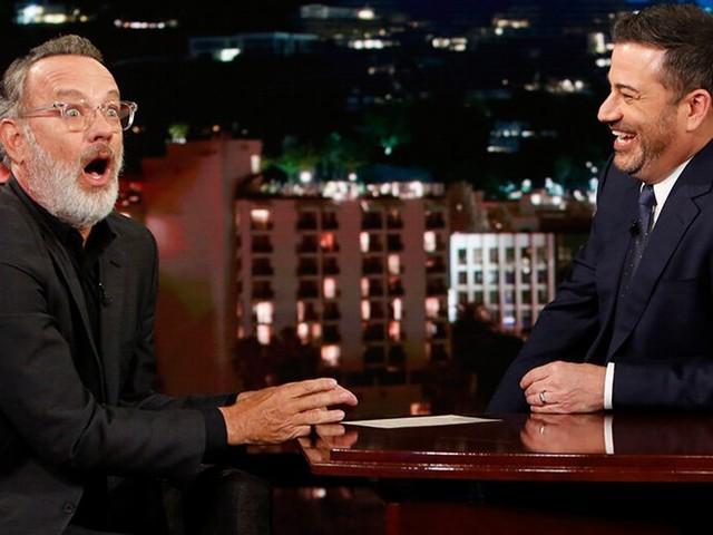 Tom Hanks réagit aux invités d'un jeu télévisé qui ne l'ont pas reconnu