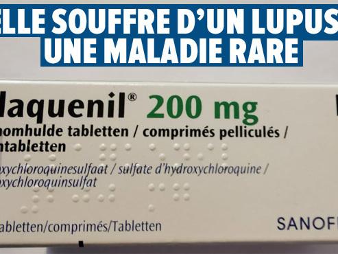 Charlène, une habitante d'Arlon, a du mal à trouver son médicament en pharmacie: le coronavirus jouerait un rôle