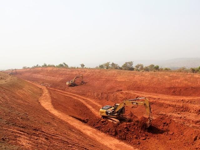 Guinée/TP : Première semaine 2020, œil sur l'évolution des travaux des routes