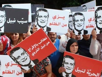 """INTERVIEW EUROPE 1 - Tunisie : l'épouse du candidat Nabil Karoui accuse la justice de """"traîtrise à la révolution"""""""