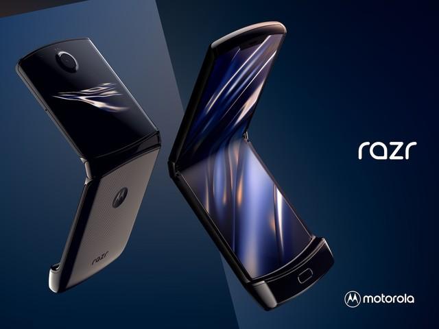 Le Motorola RAZR renaît comme un smartphone pliable à clapet
