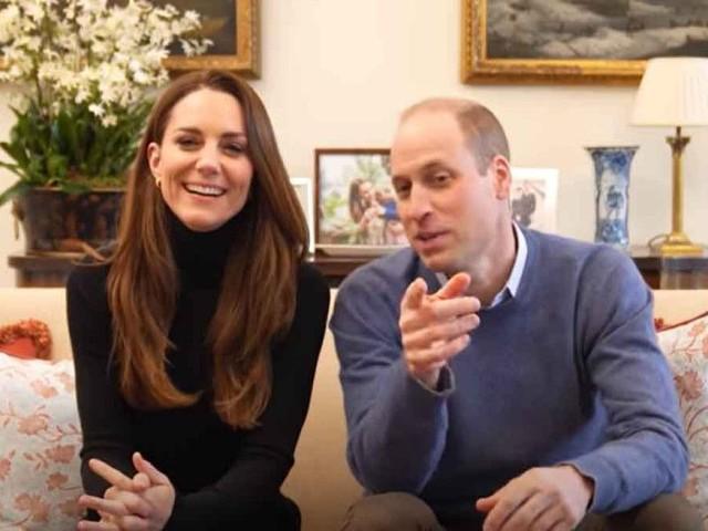 Kate Middleton se moque du prince WIlliam sur leur nouvelle chaîne YouTube : la Toile en délire !