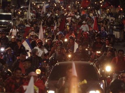 Au Honduras, «le vol des élections» fait descendre des milliers de personnes dans la rue