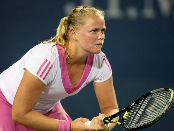 Tennis - WTA - Anna-Lena Groenfeld met fin à sa carrière