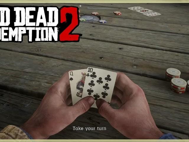 Red Dead Redemption 2 : le mini-jeu de poker est bloqué dans certains pays