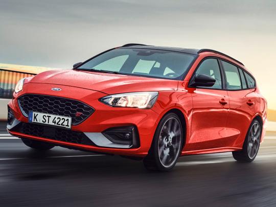 La Ford Focus ST en version SW disponible à partir de 35.150 euros