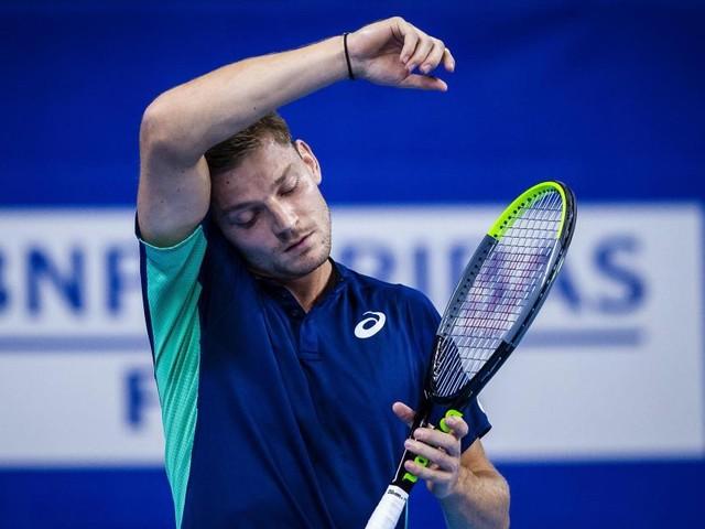 European Open: David Goffin s'incline dès son entrée en lice contre le Français Ugo Humbert (6-3, 6-1)