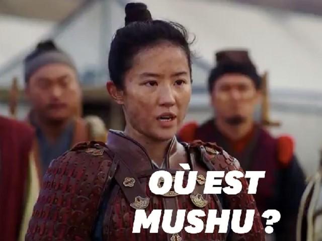 """""""Mulan"""" a droit à une nouvelle bande-annonce mais toujours sans Mushu"""