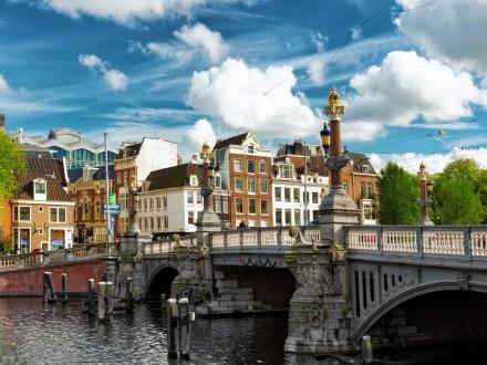 Destination de la semaine : Amsterdam