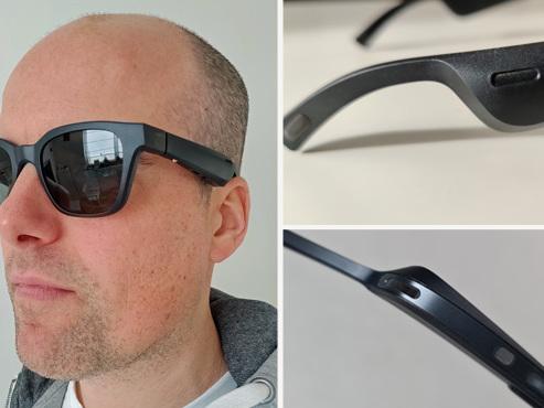Les tests de Mathieu : ces lunettes de soleil dissimulent des écouteurs que VOUS SEULS pouvez entendre