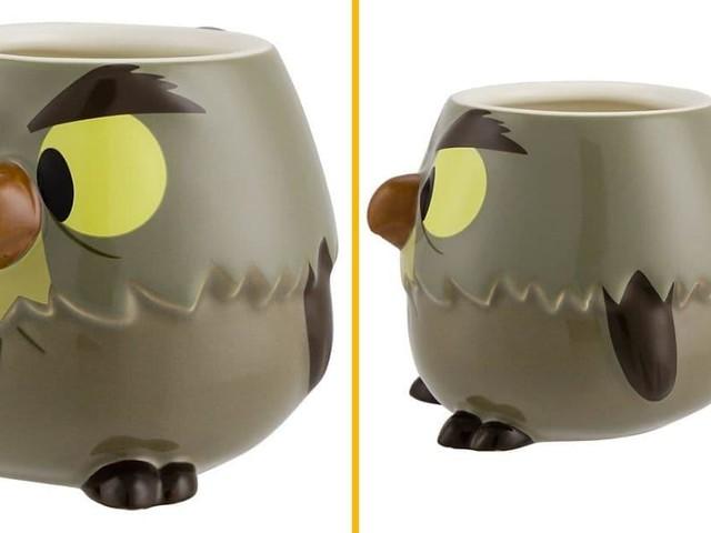 [TOPITRUC] Un mug Archimède, le hibou de Merlin l'Enchanteur