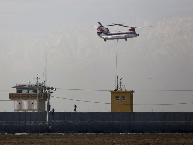 Les USA ont quitté leur principale base aérienne en Afghanistan, selon un haut responsable