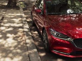 La nouvelle Mazda6 dévoilée au salon de l'Automobile de Los Angeles