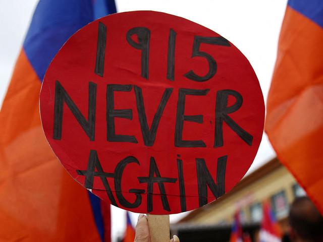 Le président américain reconnaît le génocide arménien