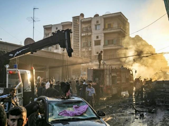 Syrie: au moins six morts dans trois explosions à Qamichli dans le nord-est