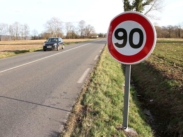 Retour à 90 km/h sur certaines routes des Pyrénées-Atlantiques: les précisions de la préfecture