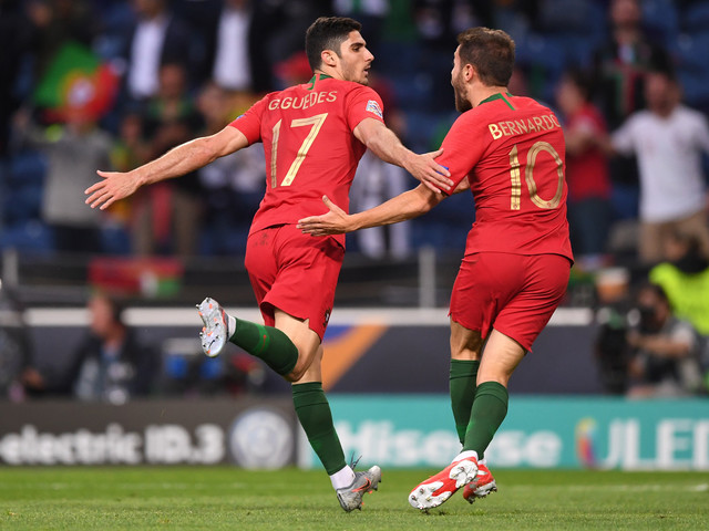 Le Portugal gagne la 1re édition de la Ligue des nations, son 2e trophée officiel