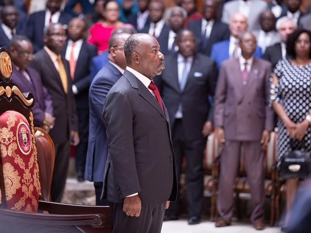 Gabon : Ali Bongo Ondimba honore la Cour constitutionnelle
