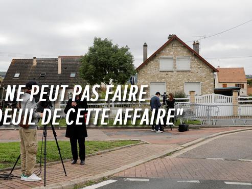 """L'homme pris à tort pour Xavier Dupont de Ligonnès sort du silence: """"On vit toujours une histoire de fou"""""""