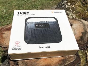 Test de l'enceinte Triby d'Invoxia : un haut-parleur nomade à tout faire, connecté HomeKit et IFTTT (en promo actuellement)