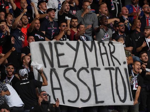 Neymar méprise-t-il les supporters du PSG ?