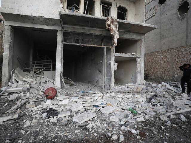 Syrie: neuf civils tués dans des raids du régime sur Idleb (ONG)