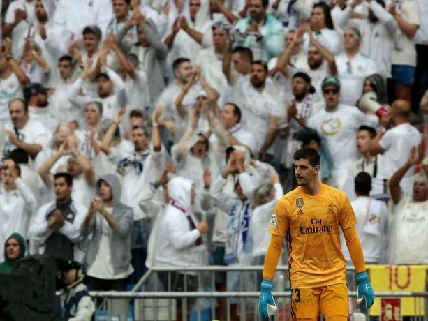 Real Madrid : Thibaut Courtois sort enfin du silence