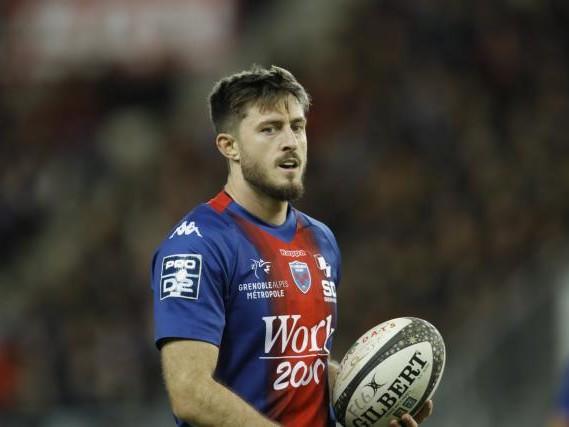 Rugby - Pro D2 - Pro D2 : Grenoble et Colomiers mettent la pression sur Perpignan