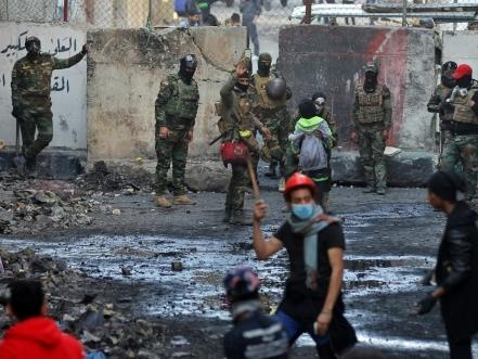 En Irak, le grand ayatollah se dissocie du futur cabinet, la rue mobilisée