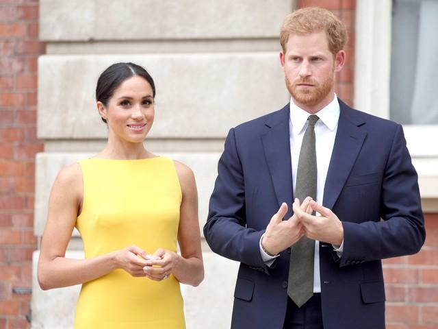 Meghan Markle et le prince Harry acceptent la décision radicale d'Elizabeth II