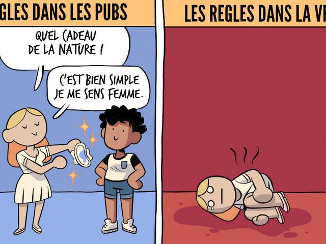 Top 10 des illustrations sur la différence entre les pubs et la vraie vie