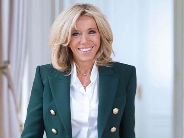 Surprise, Brigitte Macron débarque sur TF1 !