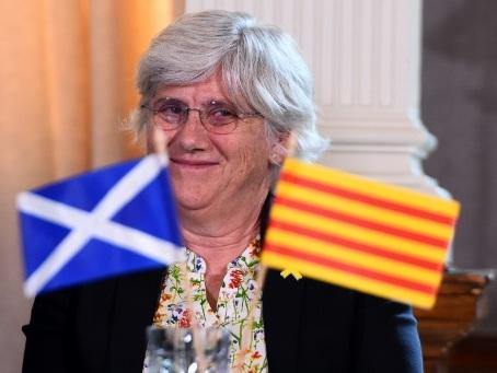 La justice écossaise renonce à l'extradition de l'indépendantiste catalane Clara Ponsati