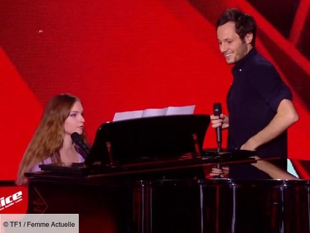 """""""The Voice"""" : Vianney surpris par l'invitation d'une candidate à chanter avec lui"""