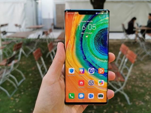 Actualité : Le Huawei Mate 30 Pro n'héberge aucun composant américain