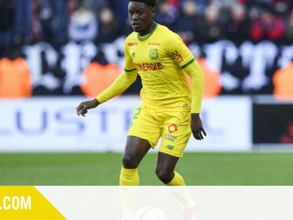 Retour anticipé à Nantes pour Anthony Limbombe