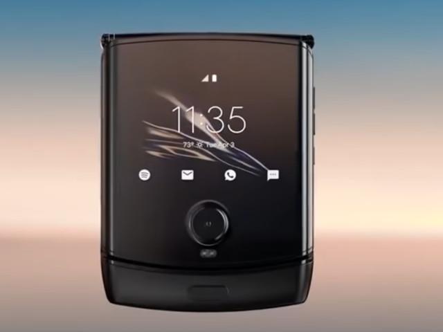 Motorola a déjà commencé à travailler sur le Razr 2
