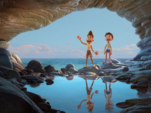 Une première bande-annonce ensoleillée pour «Luca», le nouveau film de Pixar