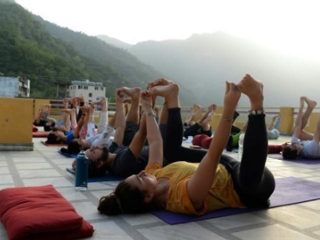 Des Beatles au wifi: Rishikesh, haut lieu mondial du yoga