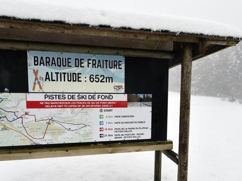 """Plusieurs pistes de ski sont ouvertes ce dimanche: """"Dépêchez-vous parce que les températures vont remonter"""""""