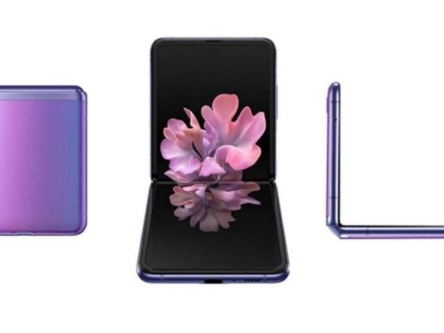 La vidéo de prise en main du Galaxy Z Flip montre le smartphone pliable en action
