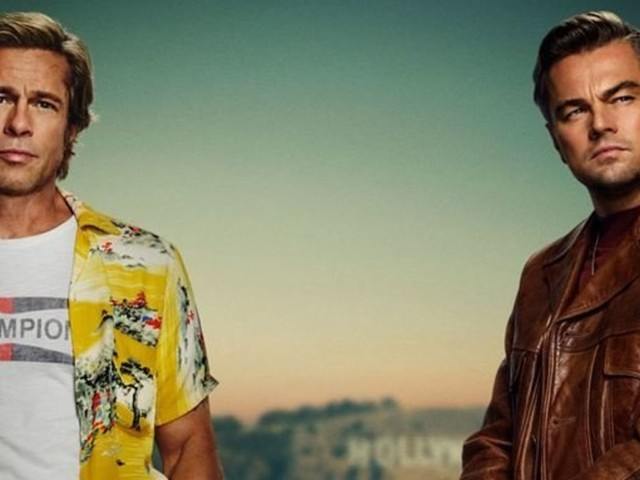"""""""Once Upon A Time In Hollywood"""" de Tarantino dévoile deux premières affiches"""