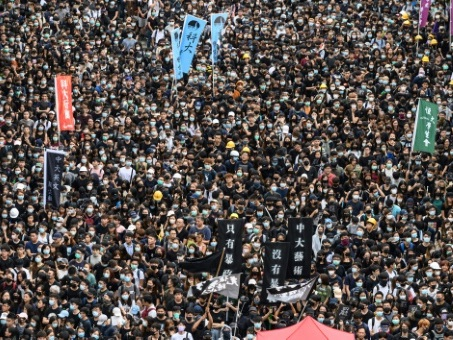 Les temps forts de la contestation à Hong Kong