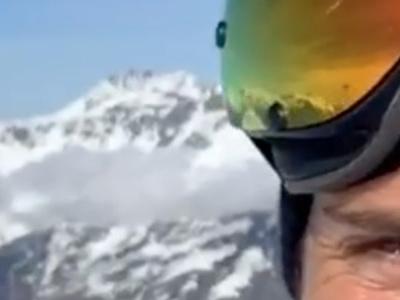 Alessandra Sublet, ski, son fiancé brisé, la raison (photo)
