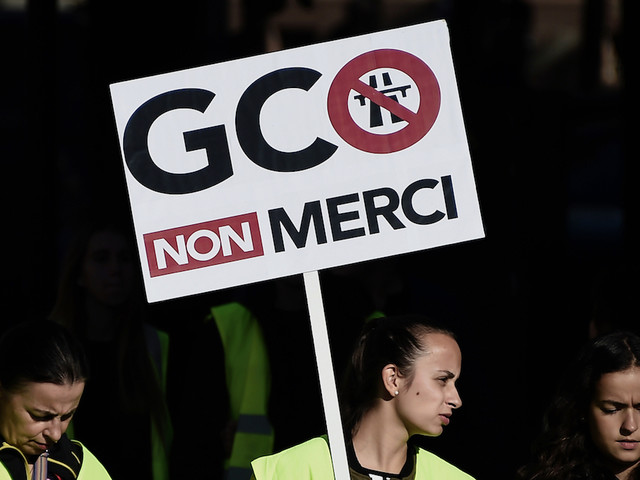 Grand contournement de Strasbourg : l'alliance des écolos et des protestants contre la nouvelle autoroute de Vinci
