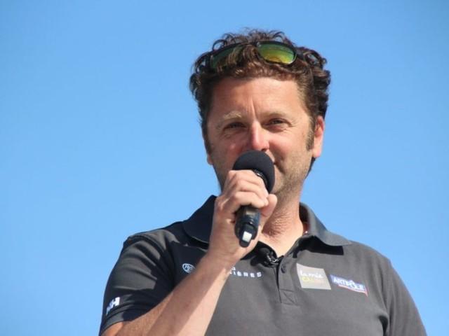 Les Sables-d'Olonne : Arnaud Boissières, premier skipper inscrit au Vendée Globe 2020
