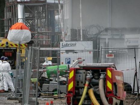 Lubrizol: pas d'anomalies dans les résultats médicaux des pompiers selon la préfecture